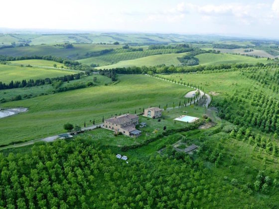 BUONCONVENTO, IL BELVEDERE: A COUNTRY ESTATE WITH SPECTACULAR VIEWS