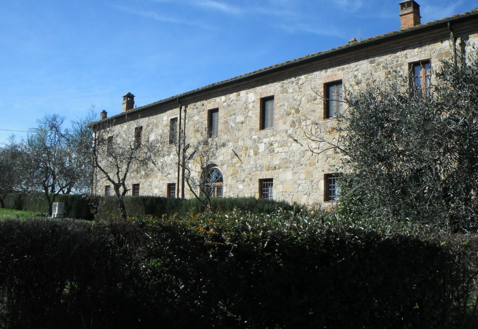SAN QUIRICO D'ORCIA, ABBADIA: A PIECE OF ITALIAN HISTORY OF  EXCLUSIVE ELEGANCE €3.995.000